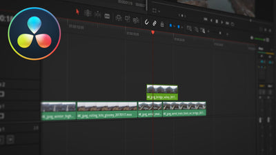 Making screen capture look more dynamic with DaVinci Resolve