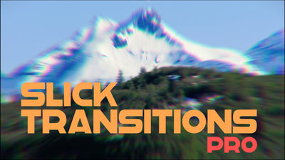 New DaVinci Transitions