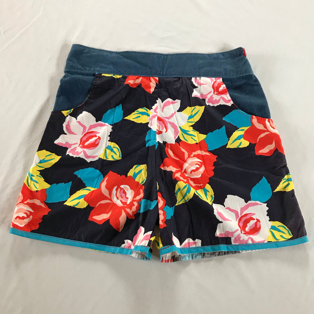 Women's high waisted shorts - size 12