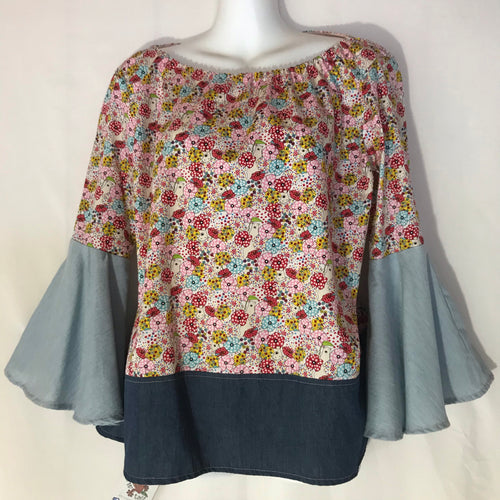 Women's long sleeve blouse size 10