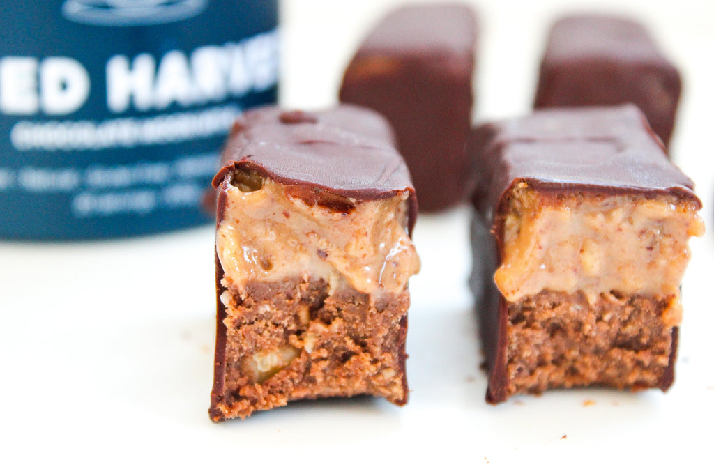 Mylky way bars covered in chocolate