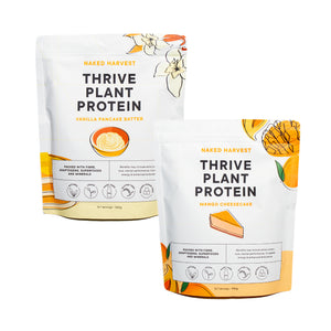 Mango Cheesecake & Vanilla Pancake Batter Thrive Protein Bundle