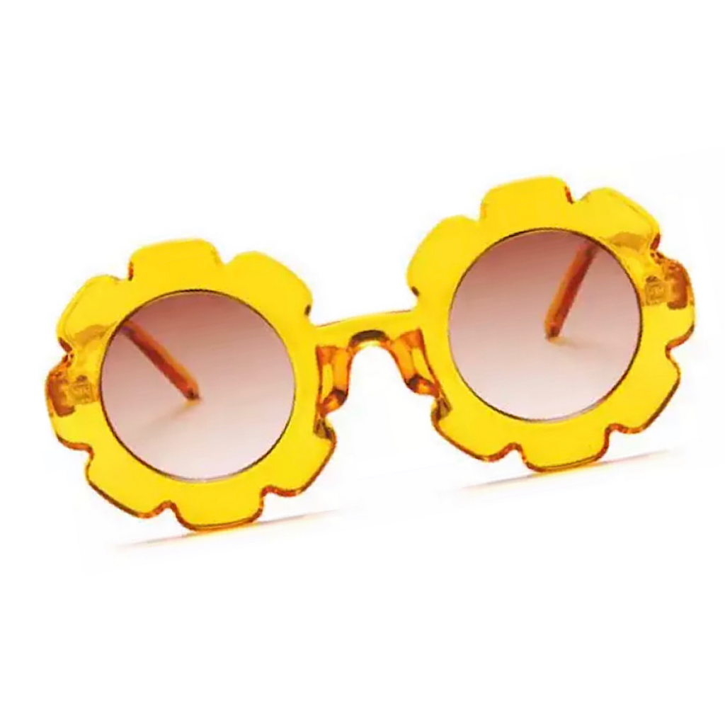 Yellow Sunglasses - UV Protect