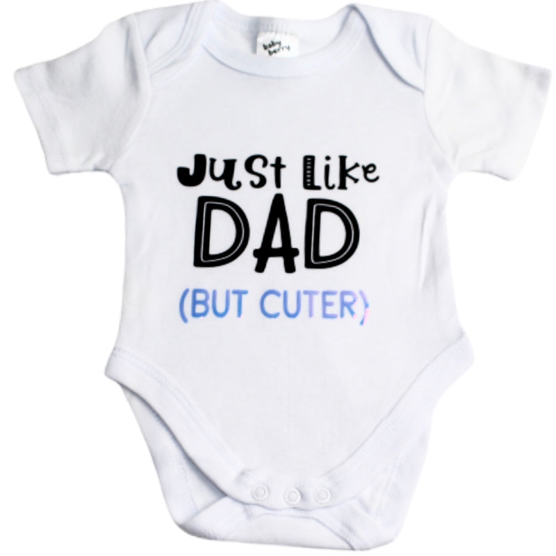Just like Dad - Lullaby Lane Design