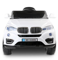 BMW-X5 White Replica Electric Car - With Remote