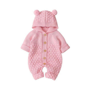 Pink Snuggle Suit