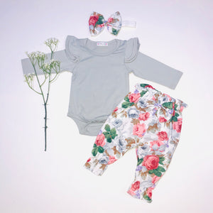 Soft Floral Days Set