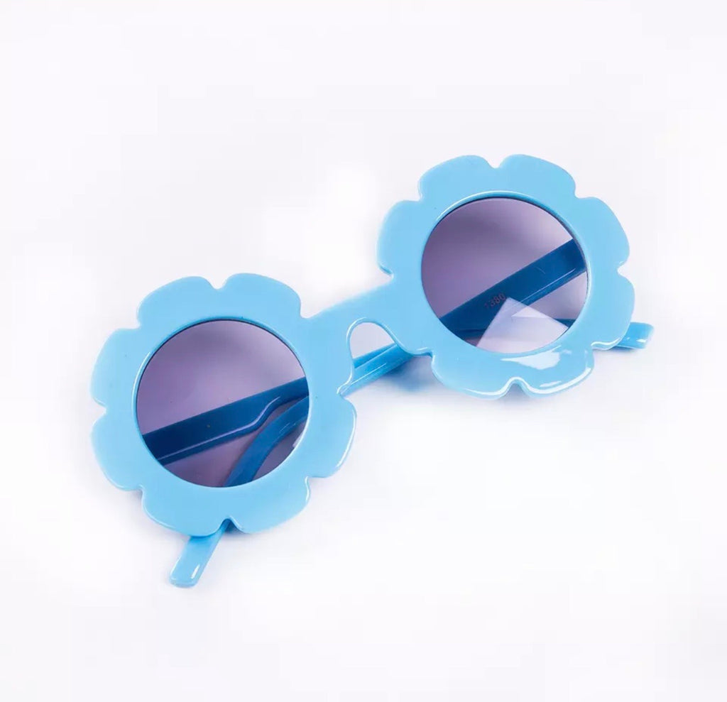 Sky Blue Sunglasses - UV Protect