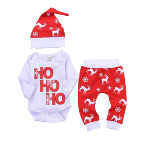HoHoHo Christmas Set