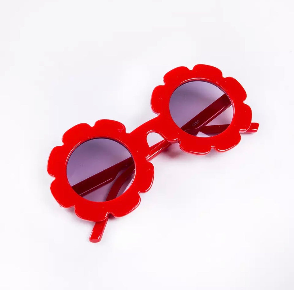Red Sunflower Sunnys