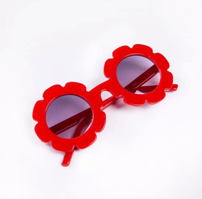 Red Sunglasses - UV Protect