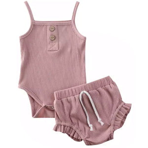 Eden Set Dusty Pink