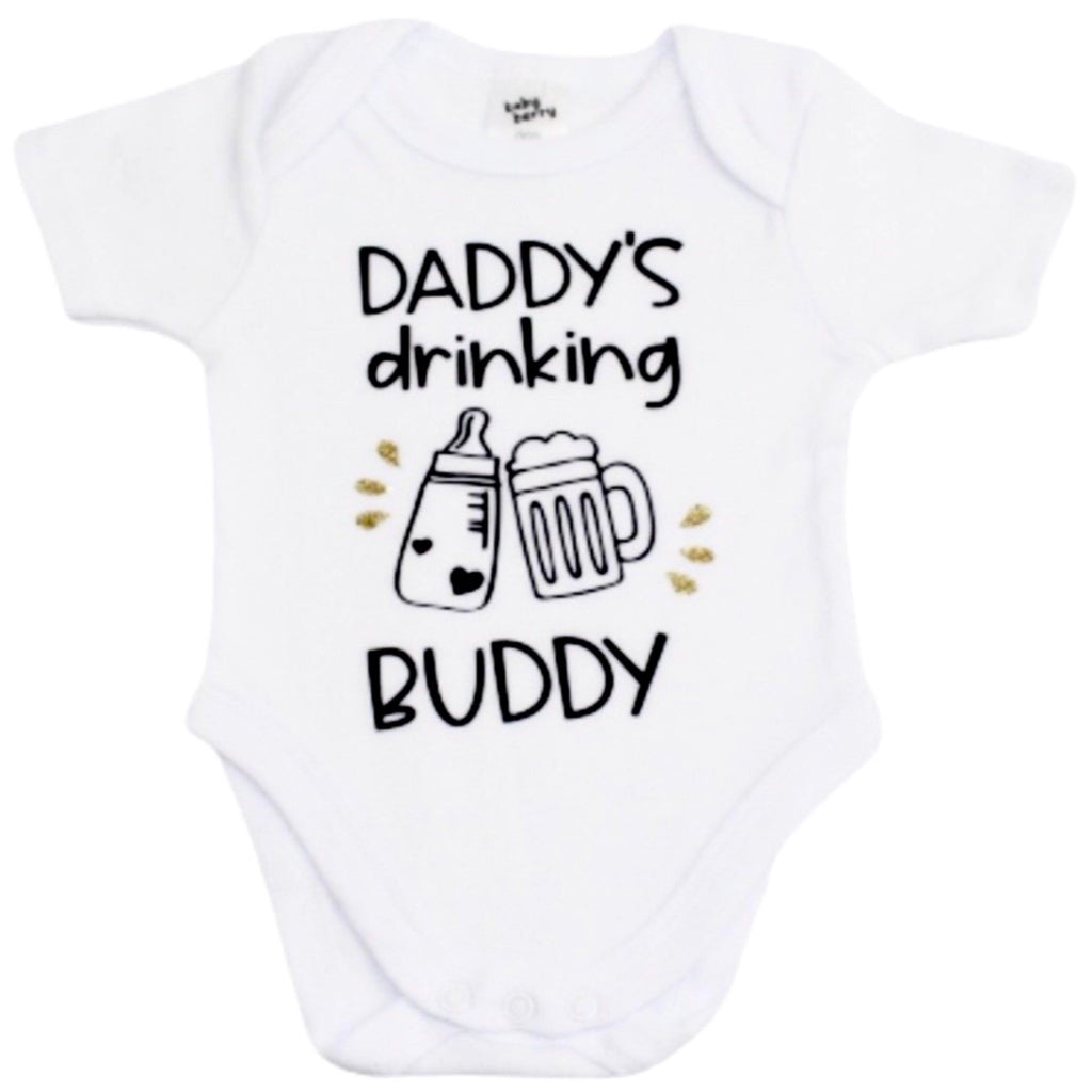 Daddy's Drinking Buddy 🍺  Lullaby Lane Design