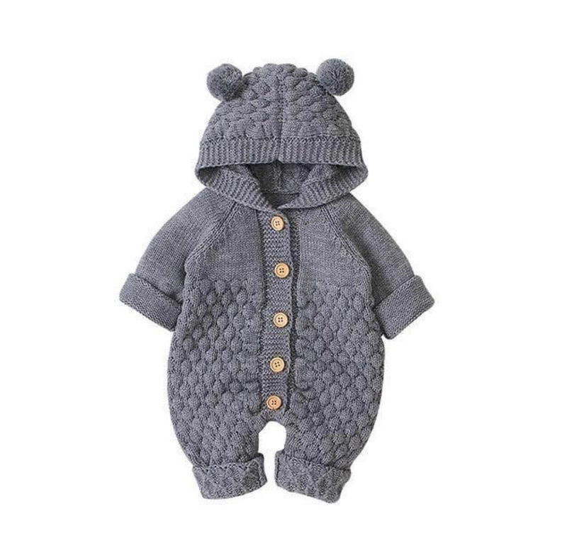 Dark Gray Snuggle Suit