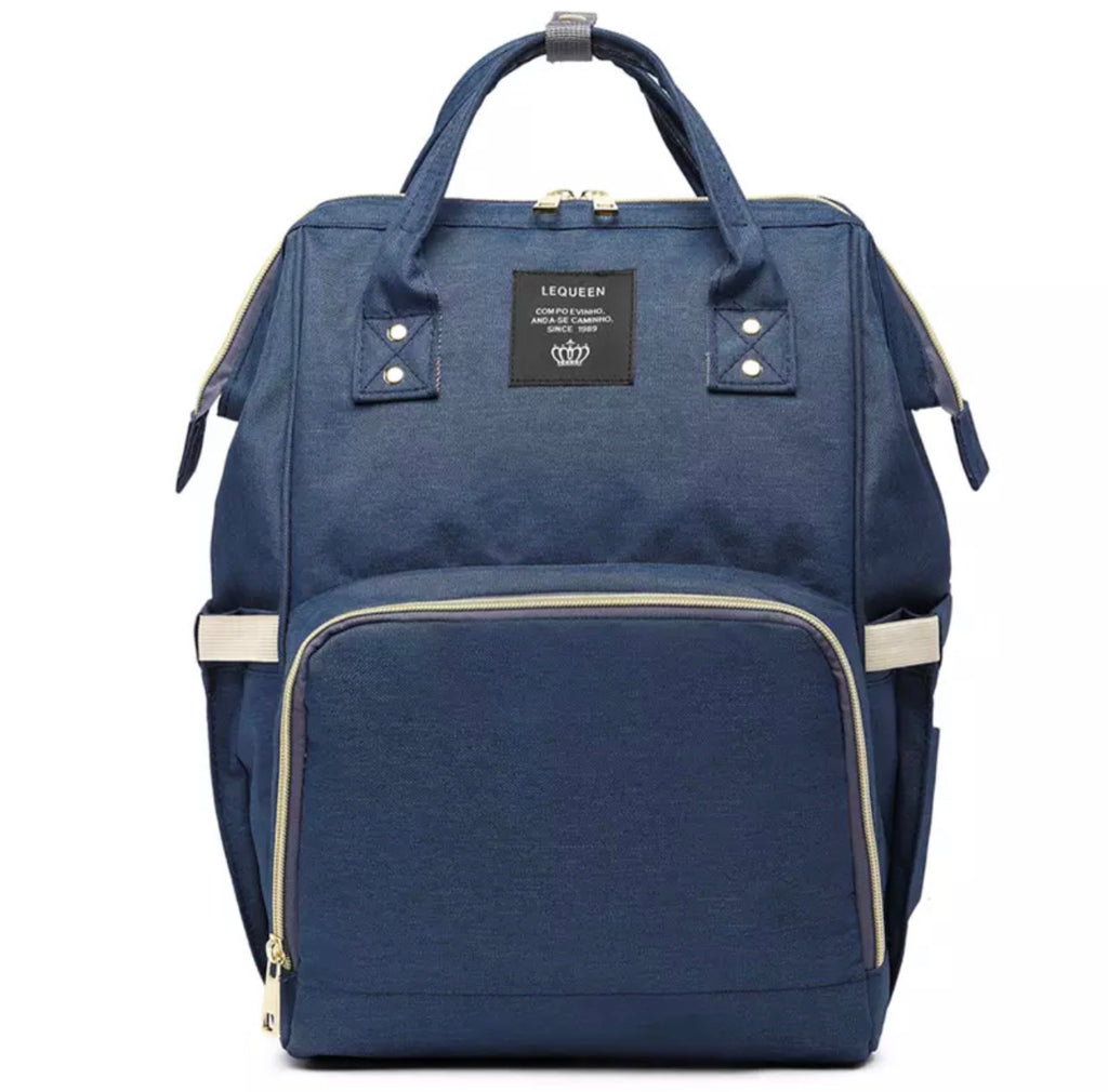 Navy Versatile Nappy Bag
