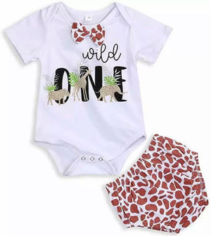 Wild One Safari Set