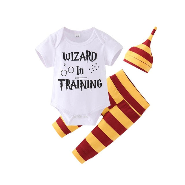 Wizard in Training Clothing Set