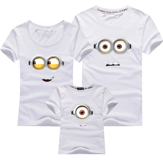 Minions Family Matching Outfits