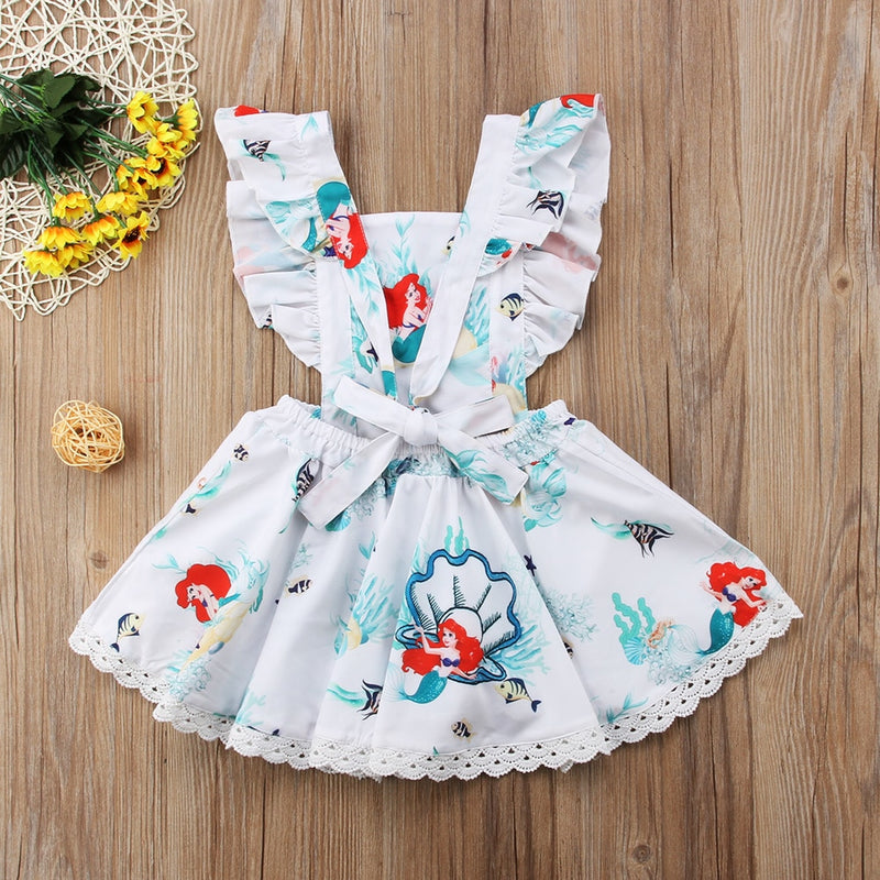 Little Mermaid Dress