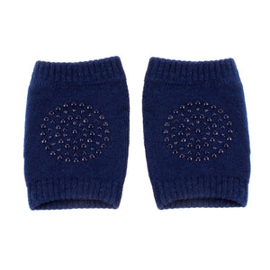 Navy Crawling Knee Pads (Pair)