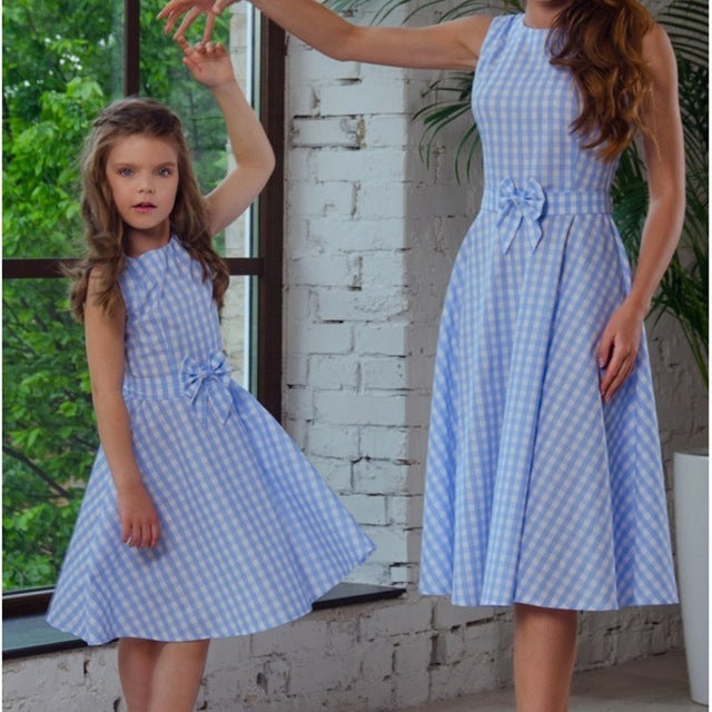 Various Mother Daughter Dresses