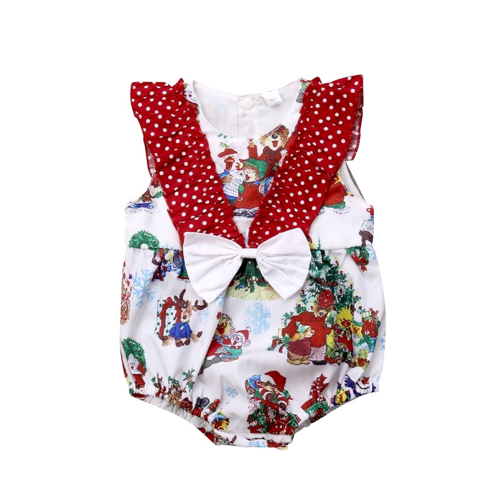 The Christmas Story Romper