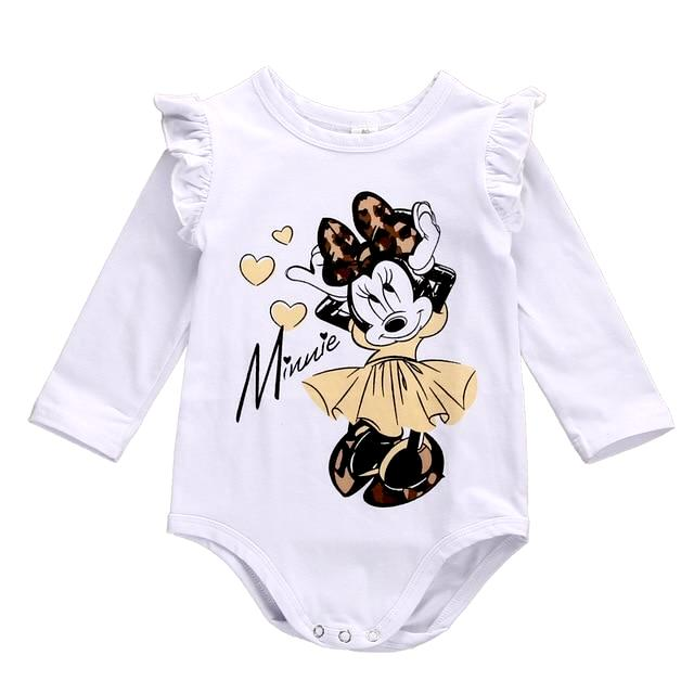 LIMITED EDITION - MINNIE MOUSE BODYSUIT *CHRISTMAS BONUS OUTFIT*