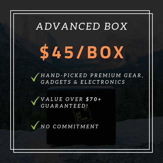 Buy JULY box - ADVANCED