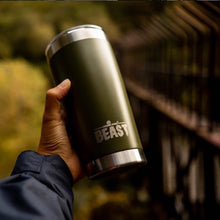 Load image into Gallery viewer, BEAST 20oz Stainless Steel Tumbler