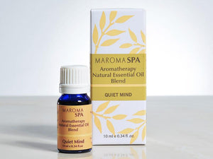 Eteerinen öljy maroma spa quiet mind
