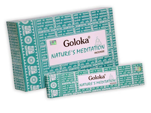 Suitsuke Goloka natures meditation