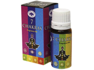 Raikastin Green tree 7 chakras 100ml