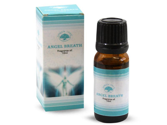 Tuoksuöljy Green tree Angel breath 10ml