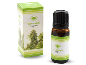 Tuoksuöljy Green tree Cannabis kannabis 10ml