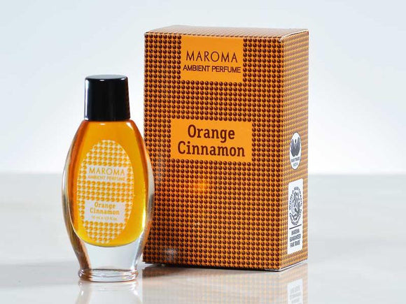 Tuoksuöljy maroma orange cinnamon 10ml