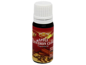 Tuoksuöljy sac apple cinnamon clove