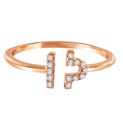 Zodiac Sign Ring - Libra