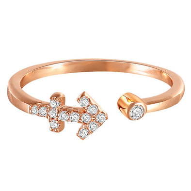 Zodiac Sign Ring - Sagittarius