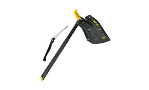 D-2 EXT DOZERBCA AVALANCHE SHOVEL WITH FOLDING SAW