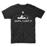OOPS, I Lost It T-Shirt - 8 Bit Decals