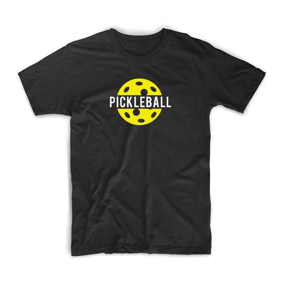 Pickleball T-Shirt - 8 Bit Decals