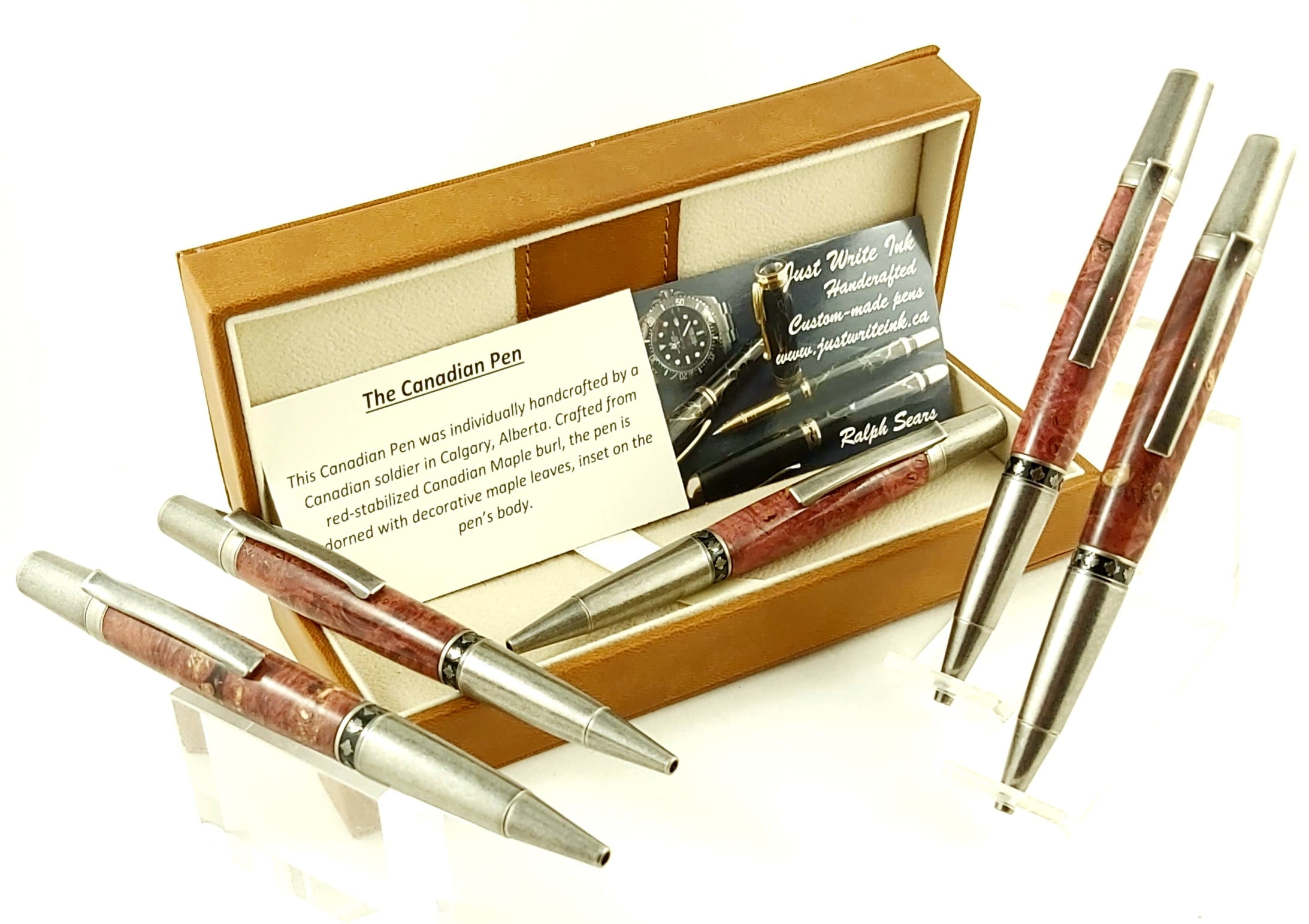 Corporate Gift Sets - The Canadian Pen