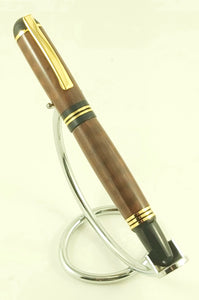 Churchill Fountain Pen - Snakewood #2489