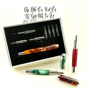 Eros Calligraphy Pen - Sunken Treasure #1975