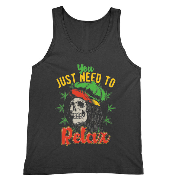 Just Need to Relax tank Unisex