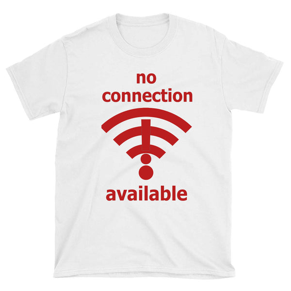No Connection Available