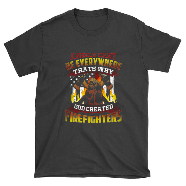 God Created Fire Fighters