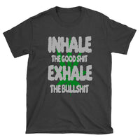 Inhale the Good Exhale the Bad