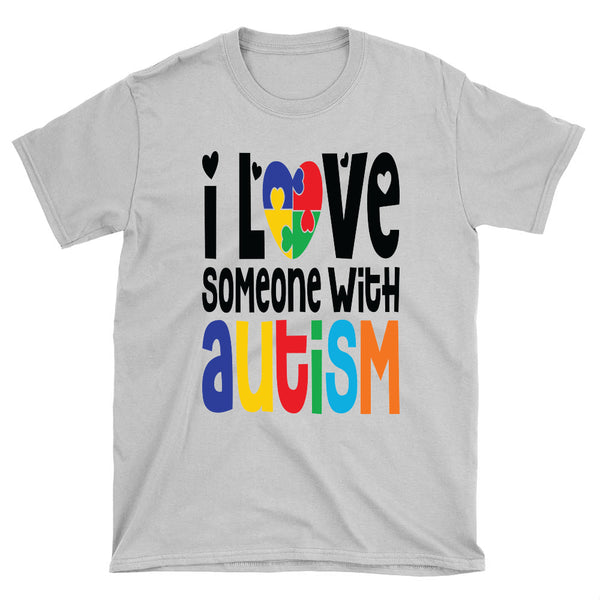 Love Someone With Autism