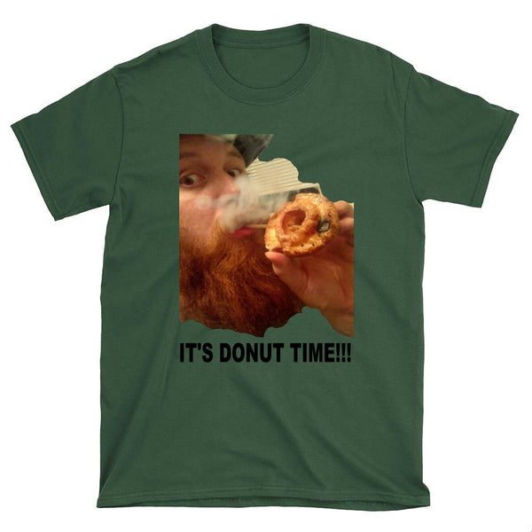 It's Donut Time